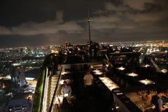 屋顶顶面曼谷 库存图片