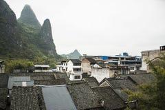 屋顶,在顶楼上 免版税库存照片