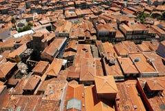 屋顶, Portogallo,波尔图 免版税库存照片