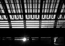 屋顶结构 图库摄影