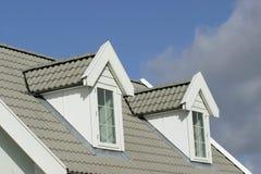 屋顶 免版税库存照片