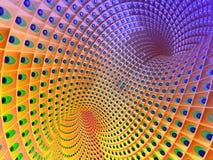 屏幕拓扑部件 向量例证