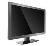 屏幕电视 向量例证