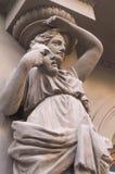 屏蔽 雕塑 结构 免版税图库摄影