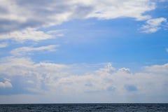 展望期海洋海运日落水 日落的海与某一Motio 库存图片