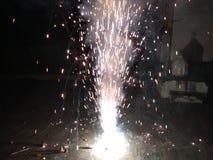 屠妖节印度 免版税库存照片