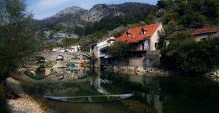 黑山。 免版税库存图片