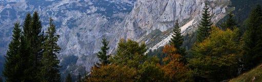 黑山。 免版税库存照片