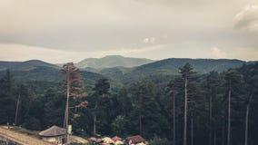 山假期罗马尼亚 图库摄影