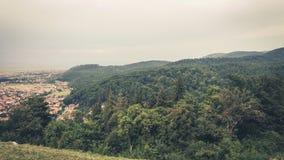山假期罗马尼亚 免版税库存图片