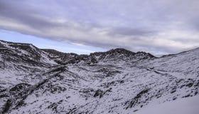 山内华达山,安大路西亚,西班牙 免版税库存图片