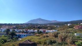 山加那利群岛1 库存图片