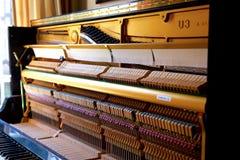山叶U3钢琴 库存图片
