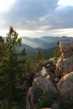 山和平 图库摄影