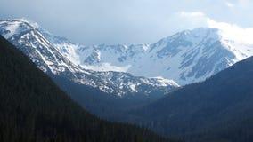 山在扎科帕内 免版税图库摄影