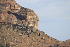 山在非洲 图库摄影