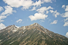 Baisel山 库存照片