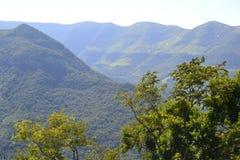 山在巴西 免版税库存照片