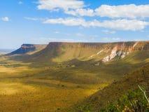 山在Jalapao,巴西 库存图片