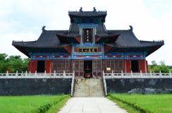 山寺庙wudang 库存图片