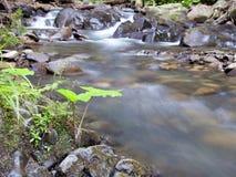 山小河石头 库存图片