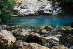山小河 库存图片