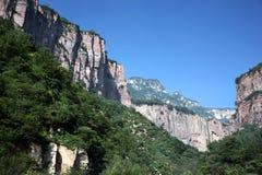 山岩石 库存图片