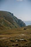 山峭壁,岩石 免版税库存照片
