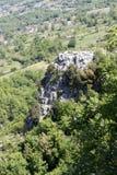 山峭壁 免版税图库摄影