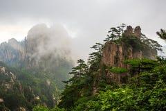 山峰 免版税图库摄影