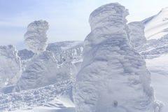 山形县软的霜 图库摄影
