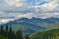 山景色 库存图片