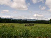 山景4 库存照片