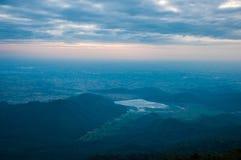 山景 免版税图库摄影