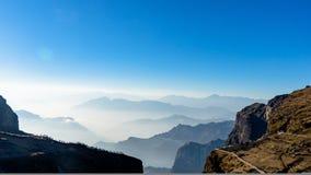 山景 图库摄影