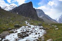 山流 图库摄影