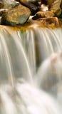 山瀑布 免版税库存照片