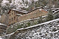 山的之家 奥尔迪诺 andre 免版税库存图片