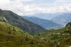 山的夏天图片 库存图片