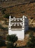 山的鸽子房子 库存图片