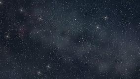 山羊座星座 黄道带标志山羊座星座线 向量例证