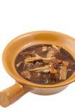 山羊汤中国式 图库摄影