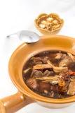 山羊汤中国式 免版税图库摄影