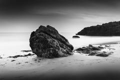 山羊海岛小海湾1 库存图片
