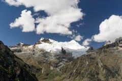 山脉布朗卡 免版税库存图片