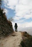 山脉高涨 免版税图库摄影