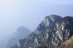 山脉 库存照片