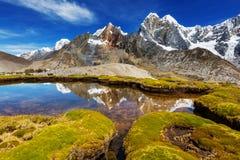 山脉 免版税图库摄影