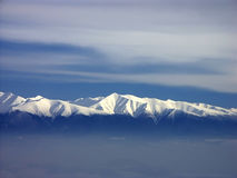 山脉tatra 免版税库存图片