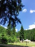 山自然 图库摄影
